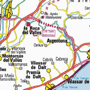 Qu visitar en roca del vall s la - Piscina la roca del valles ...