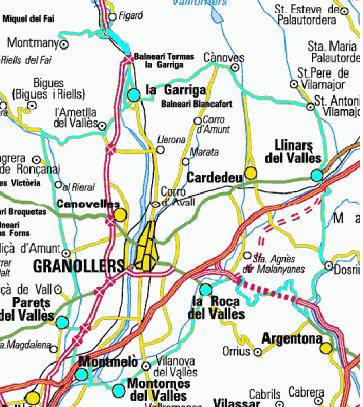 Parets montmany samal s can bordoi parpers parets for Pisos en montornes del valles